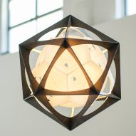 Olafur Eliasson explores complex mathematical geometries with OE Quasi Light
