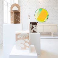 "Colony ""puts trust in the designers"" for Pas de Deux exhibit in New York"