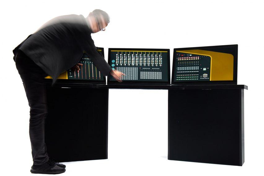 Yuri Suzuki reimagines Raymond Scott's Electronium