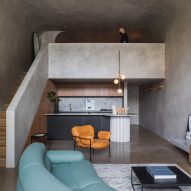 Perfect Storm apartment in Sydney features moody grey interiors