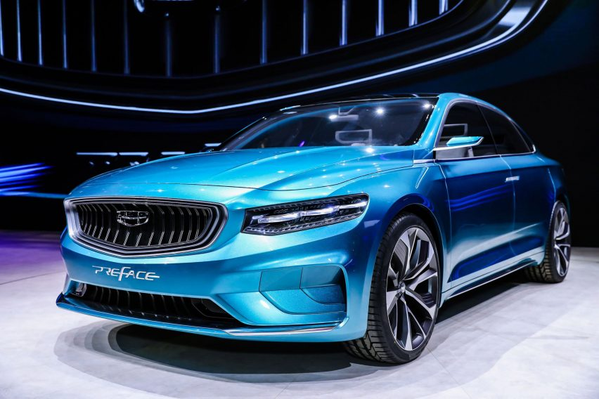 Peter Horbury interview: Chinese car design