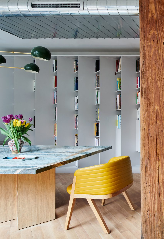 Publisher's Loft by Buro Koray Duman