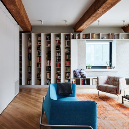 Publisher's Loft by Buro Koray Duman