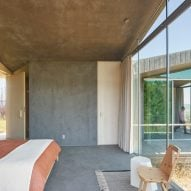 Ridge House residence by Mork Ulnes Architects in Sonoma, California