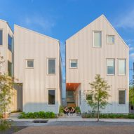 OJT completes sculptural affordable housing in New Orleans