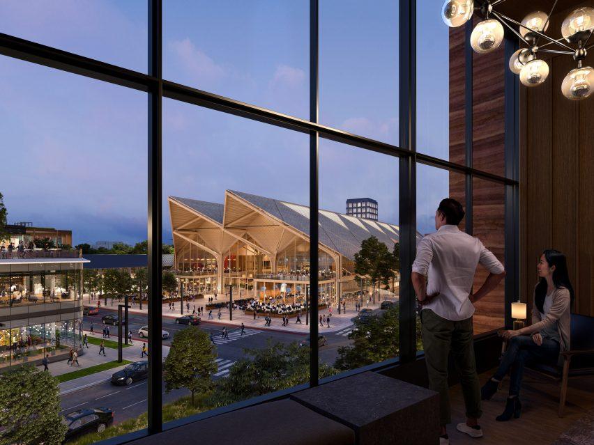 Santa Clara development by Foster Partners