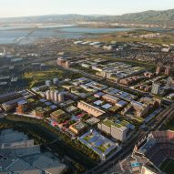 Foster + Partners designs new neighbourhood for Santa Clara