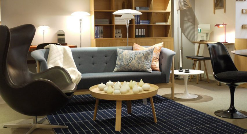 Scandinavian design store Skandium closes ahead of administration