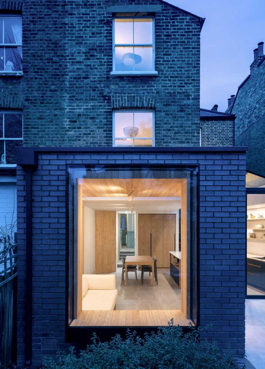 Snug House by Proctor & Shaw