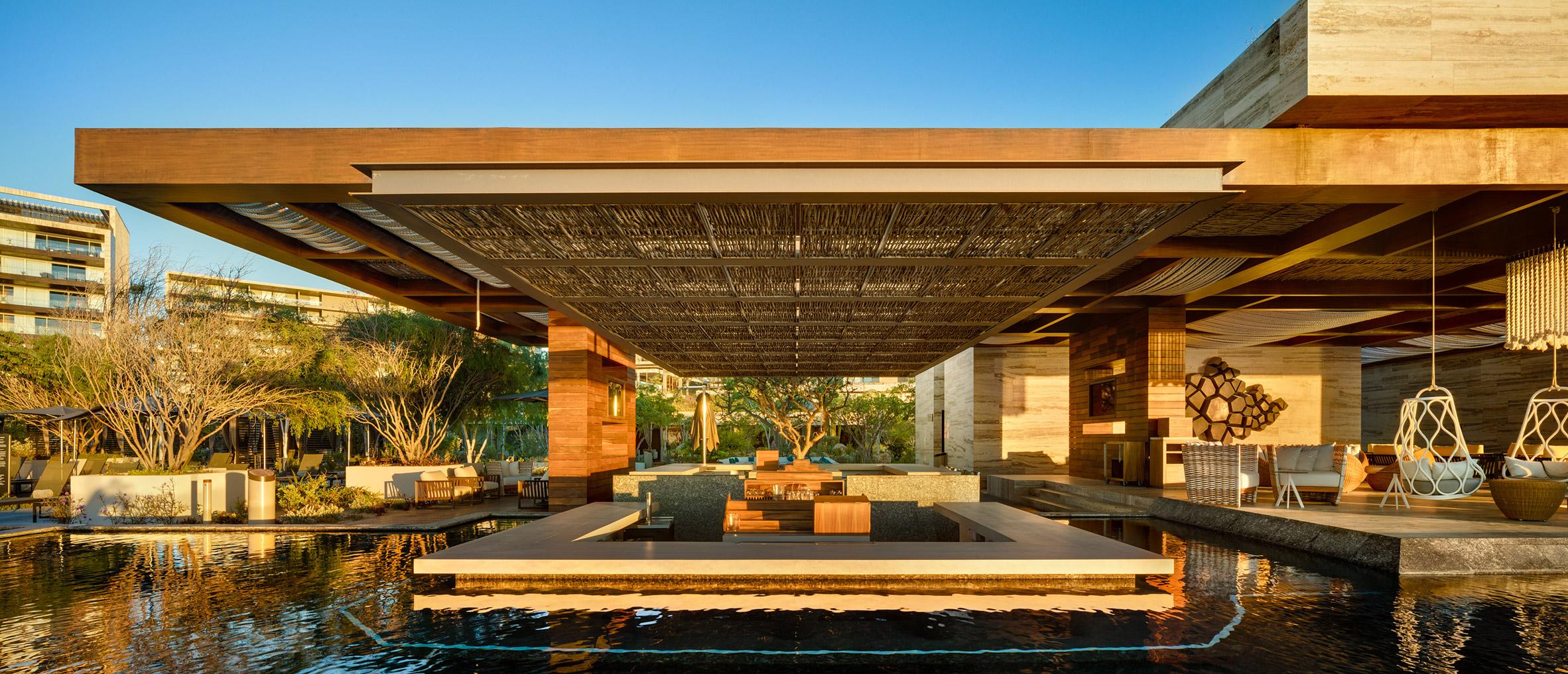 Solaz Resort by Sordo Madaleno Arquitectos in Los Cabos