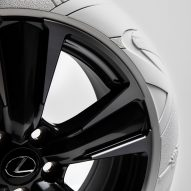Sole of the UX for Lexus by Tej Chauhan