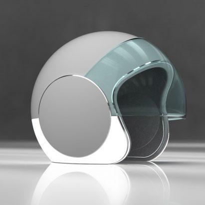 Sotera safety helmet by Joe Doucet
