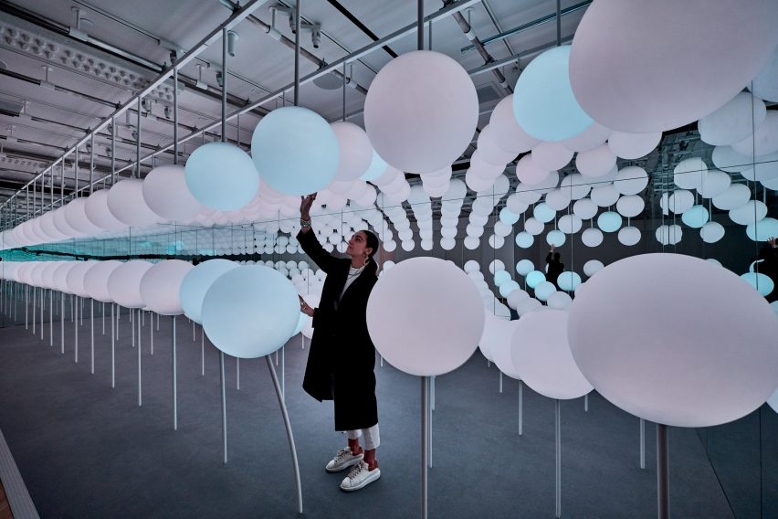 Sway by Snarkitecture at Intersect by Lexus