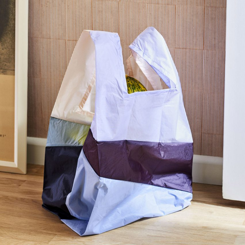 Competition: win a Six-Colour Shopping Bag by Susan Bijl for Hay