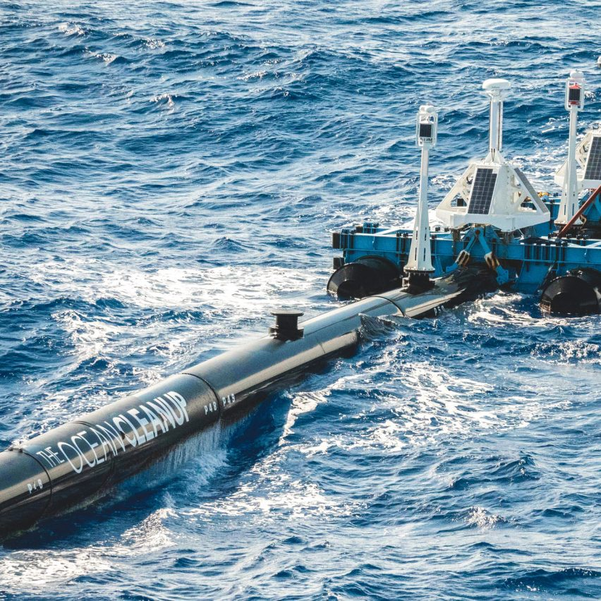 "The Ocean Cleanup labelled ""a dream that seduced many people"""