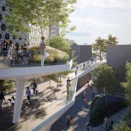 Diller Scofidio + Renfro creating new five-kilometre-long park in London's Greenwich