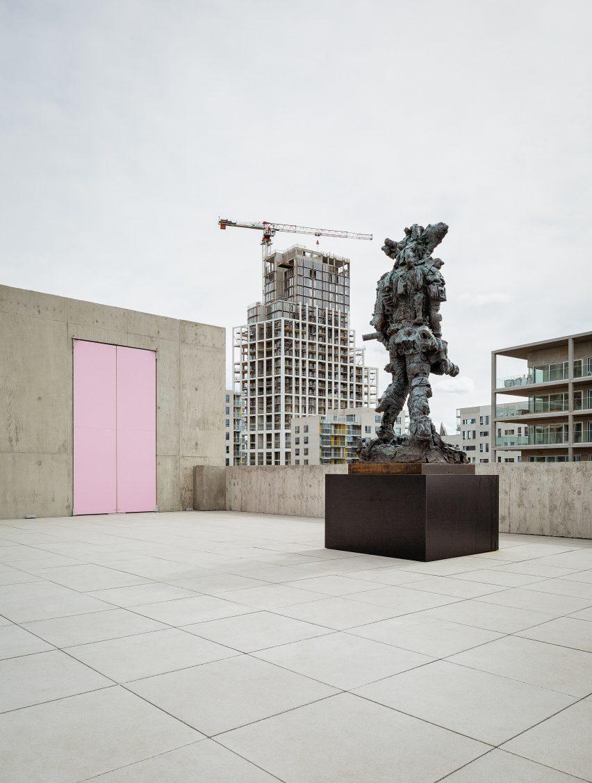 Tim Van Laere Gallery by Office KGDVS