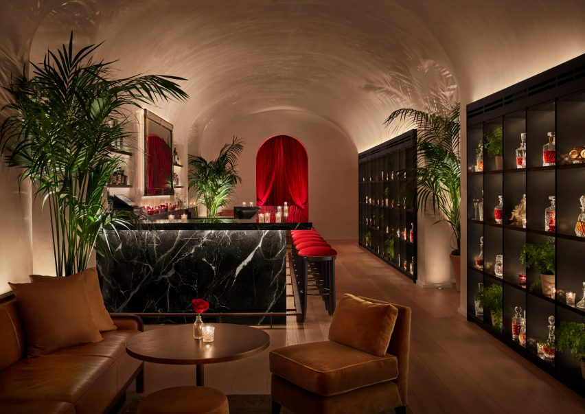 Times Square Edition hotel in New York by Ian Schrager