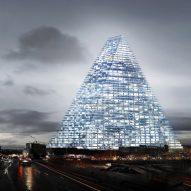 Herzog & de Meuron's Tour Triangle set to be built in Paris after passing final legal hurdle