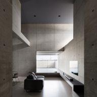 Tranquil House by FORM Kouichi Kimura Architects