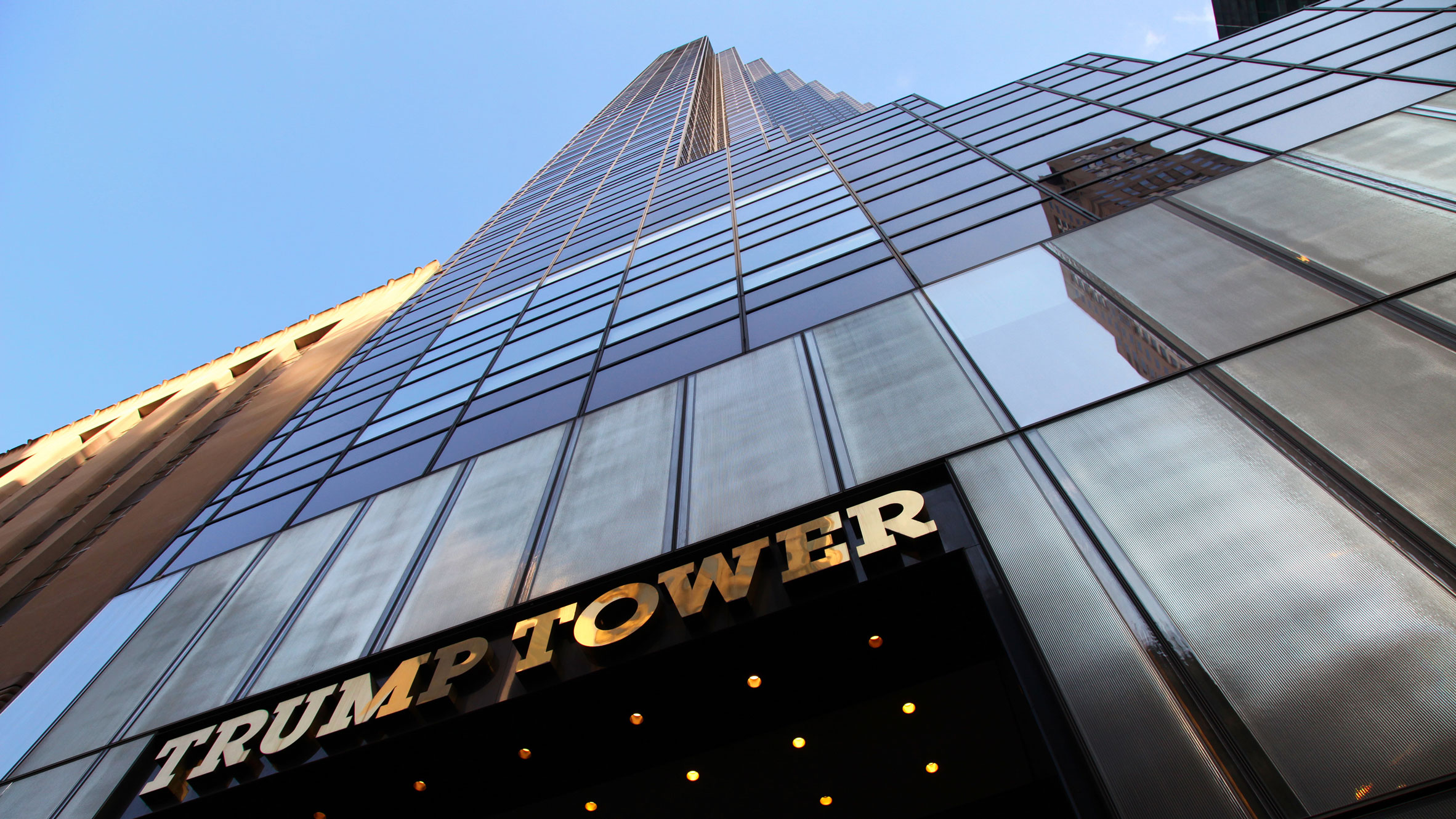 Image result for trump tower new york