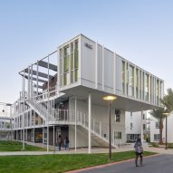 San Joaquin Student Housing complex by LOHA makes the most of coastal climate