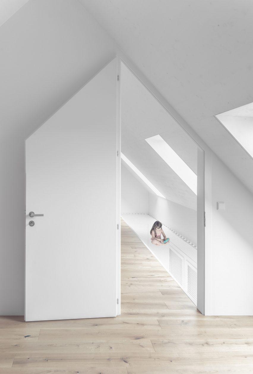 Village House by Index Architectes, photography Philippe Joner / Blacksquare