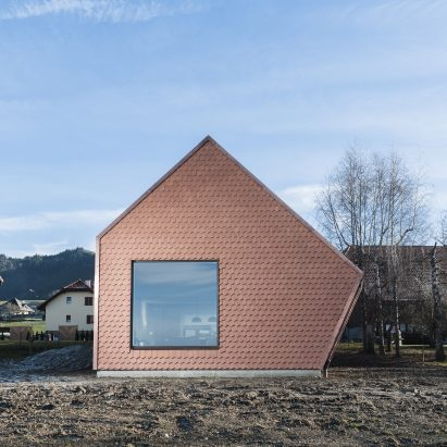 Village House by Index Architectes, photography Philippe Joner / Blacksquare