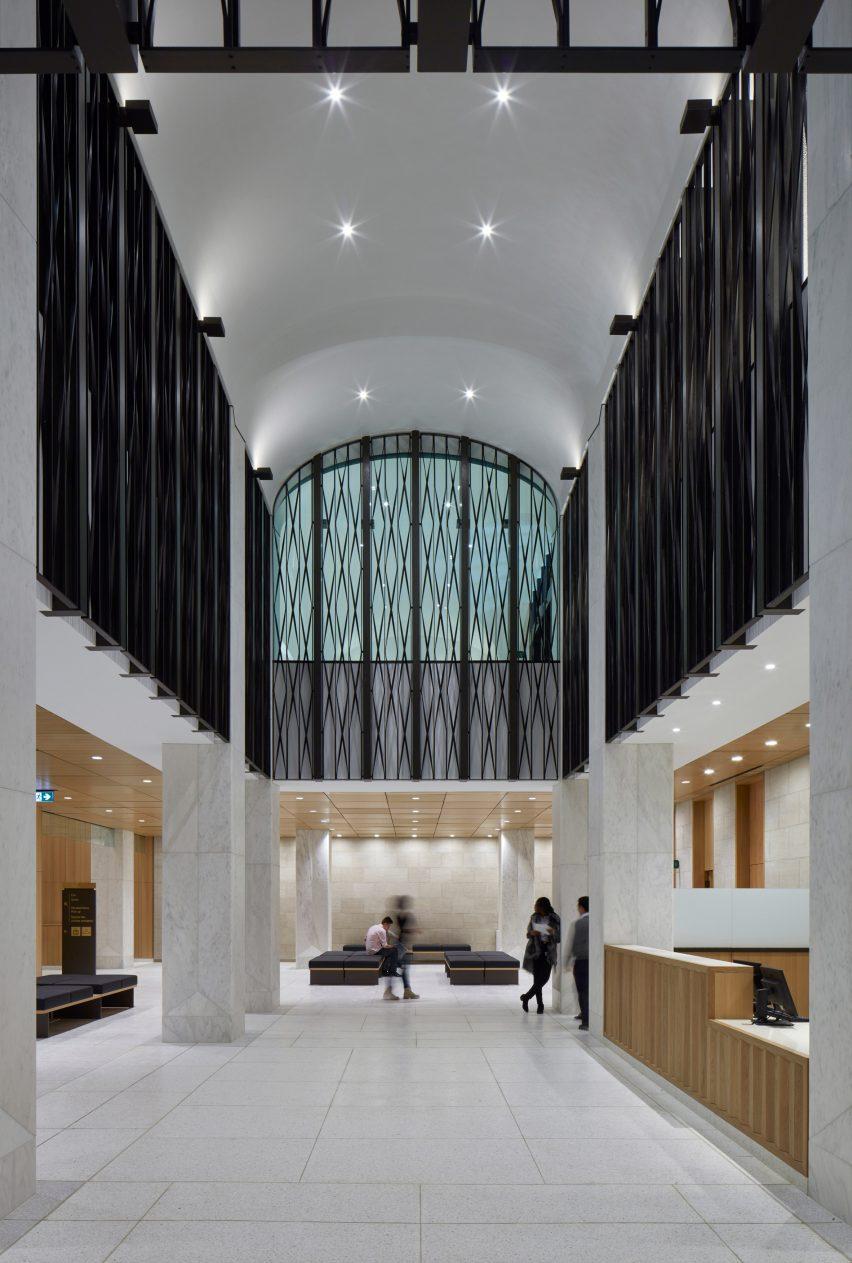 Canada Parliament by Moriyama + Teshima