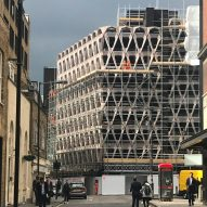 "Architects grieve as demolition starts on ""design icon"" Welbeck Street car park"