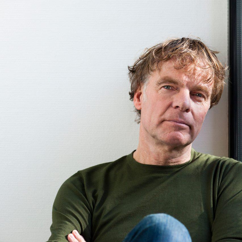 Dutch architect Winy Maas