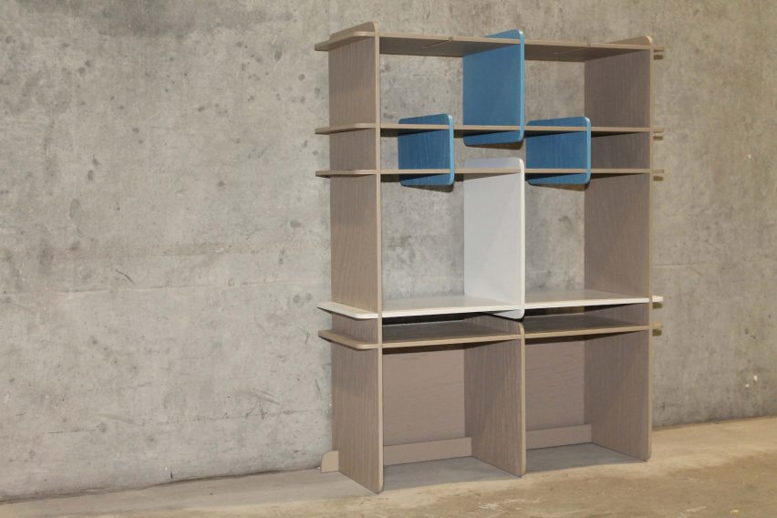 Central Saint Martins students design prison cell furniture