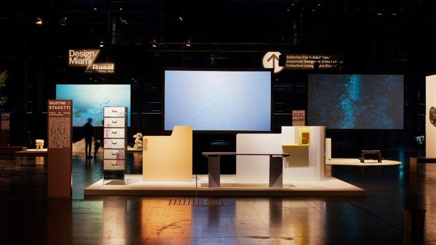 Design Miami Basel Aric Chen Elements: Earth exhibition