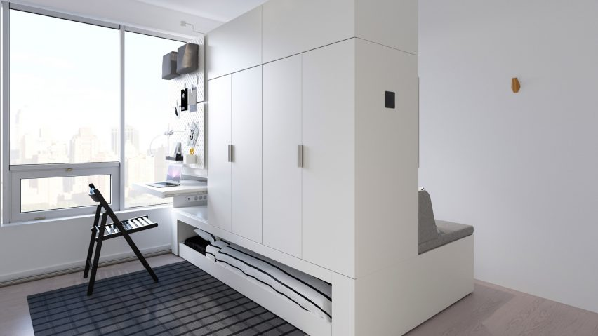 IKEA Ori robotic furniture Rognan
