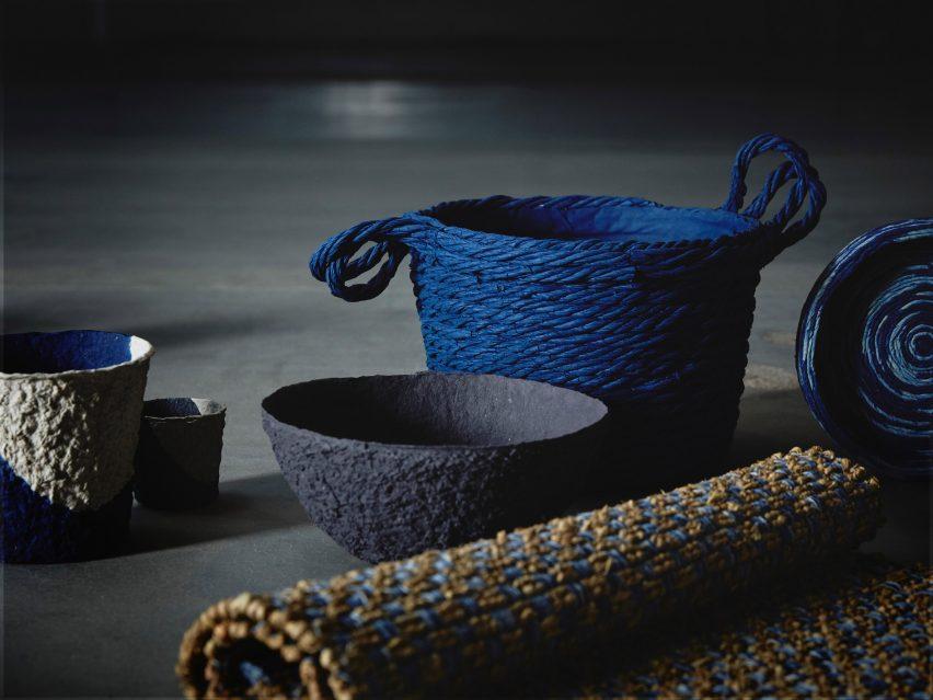 IKEA Förändring rice straw collection
