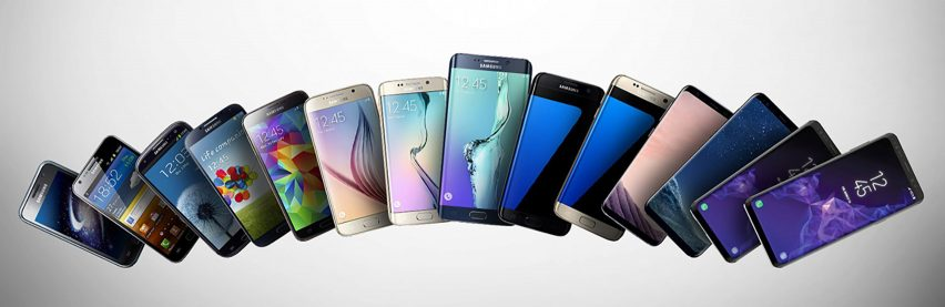 Samsung Galaxy mobile devices