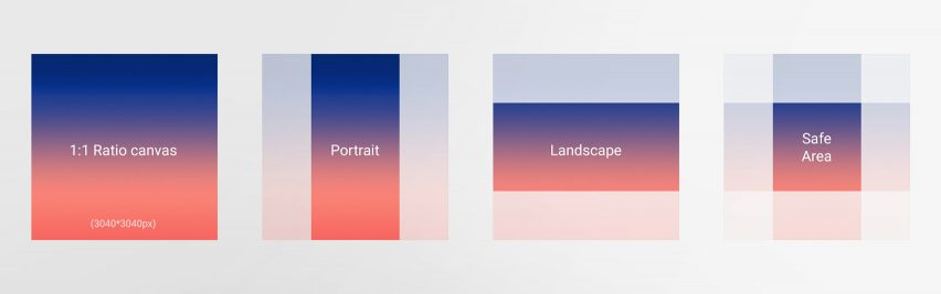 Samsung Next Mobile Wallpaper Paradigm competition entry guidelines - step 1