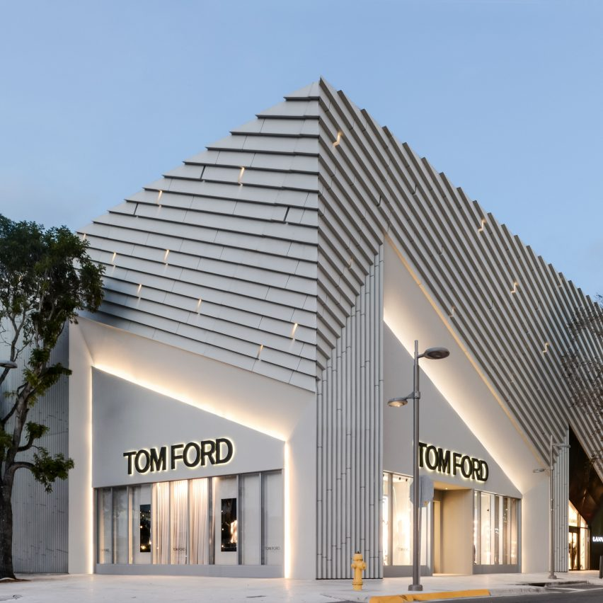 Architecture and design jobs: Visual merchandising and design manager at Tom Ford in New York, USA