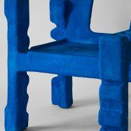 Savvas Laz Trashformers styrofoam chair