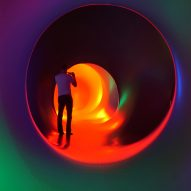 """Architects of Air creates """"sense of wonder"""" with inflatable architecture maze"""