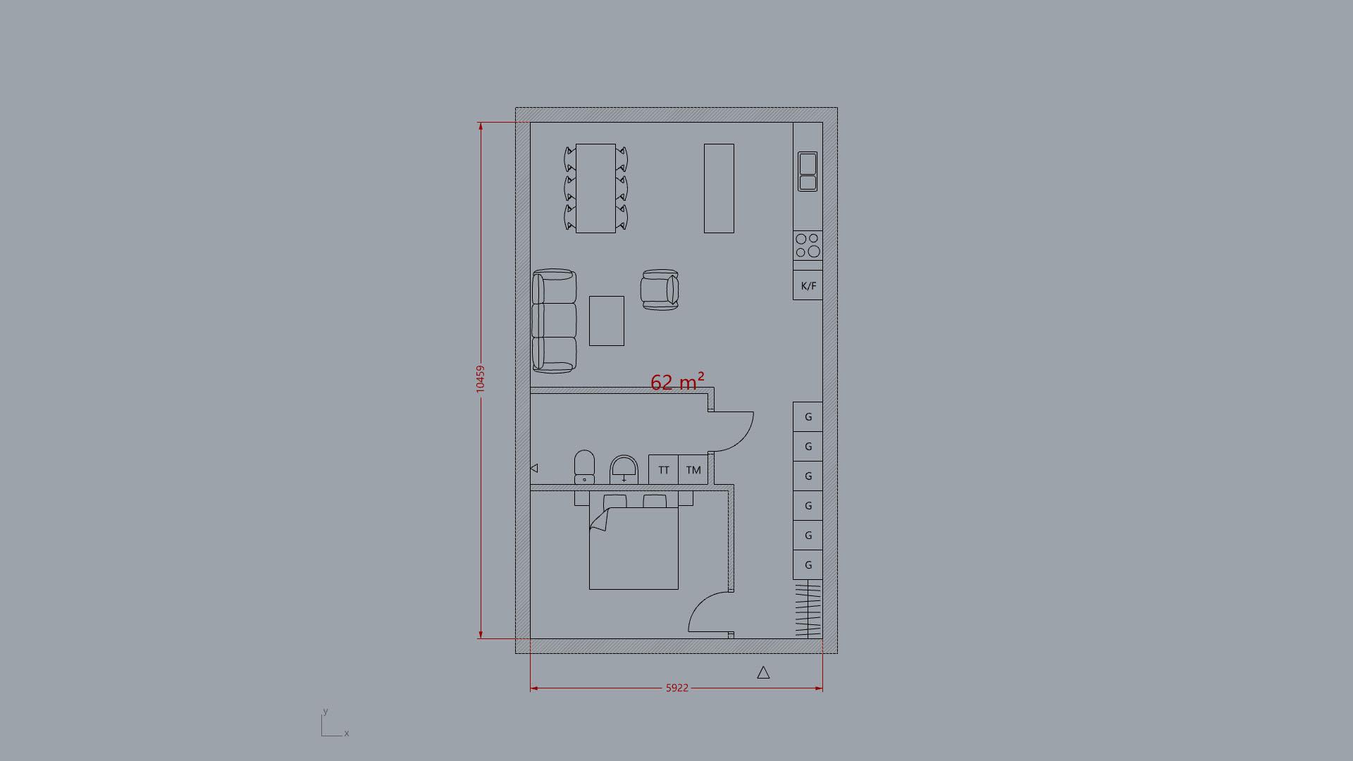Parametric Tool Finch Can Generate Adaptive Floor Plans