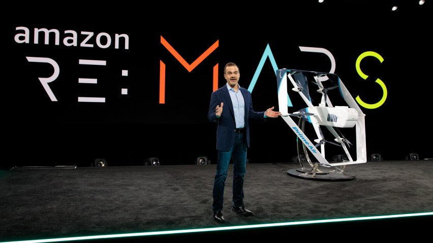 "Amazon to deliver packages via drone ""within months"""
