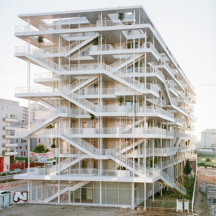 ANIS Office Building by Nicolas Laisné Architectes