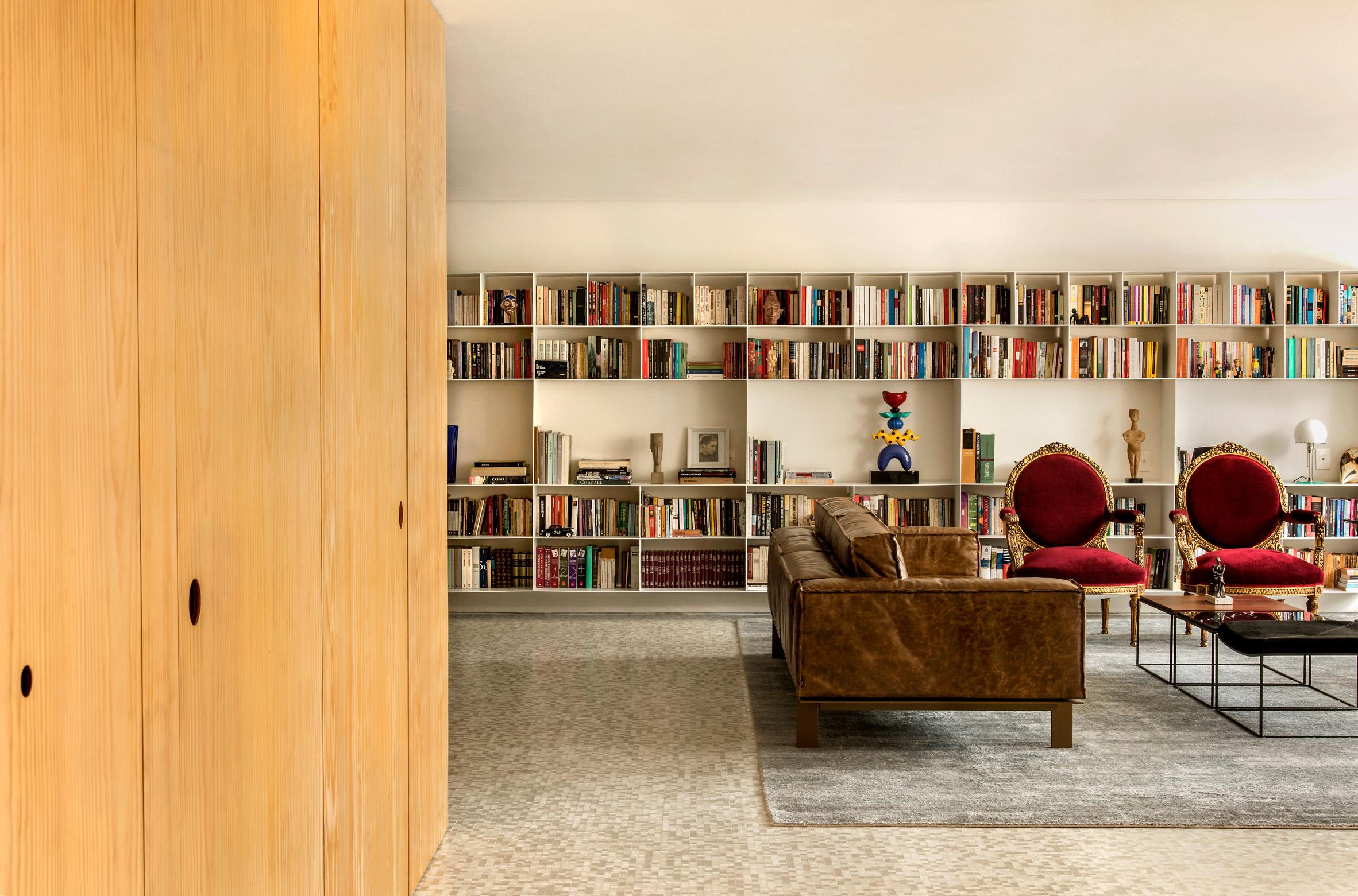 Apartamento Apcine by Saito Arquitetos