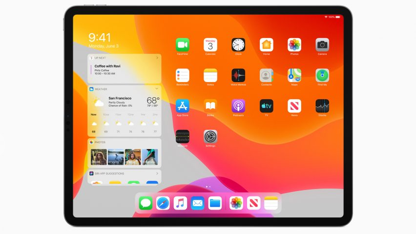 iPadOS for Apple iPad