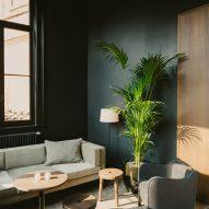 August Hotel in Antwerp designed by Vincent Van Duysen