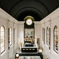 Vincent Van Duysen transforms 19th-century convent into Antwerp's August hotel
