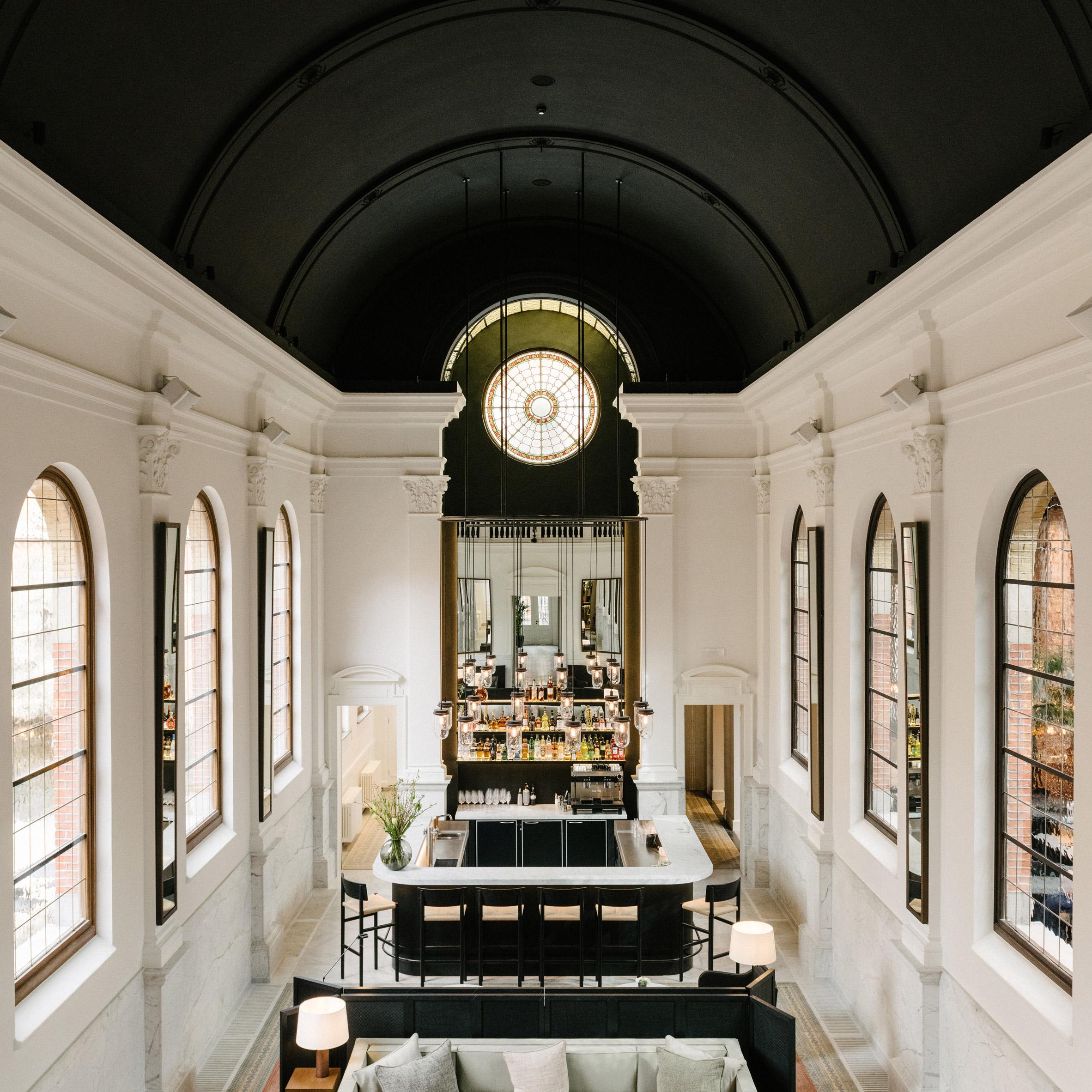 Van Til Design Meubels.Vincent Van Duysen Transforms Convent Into Antwerp S August Hotel