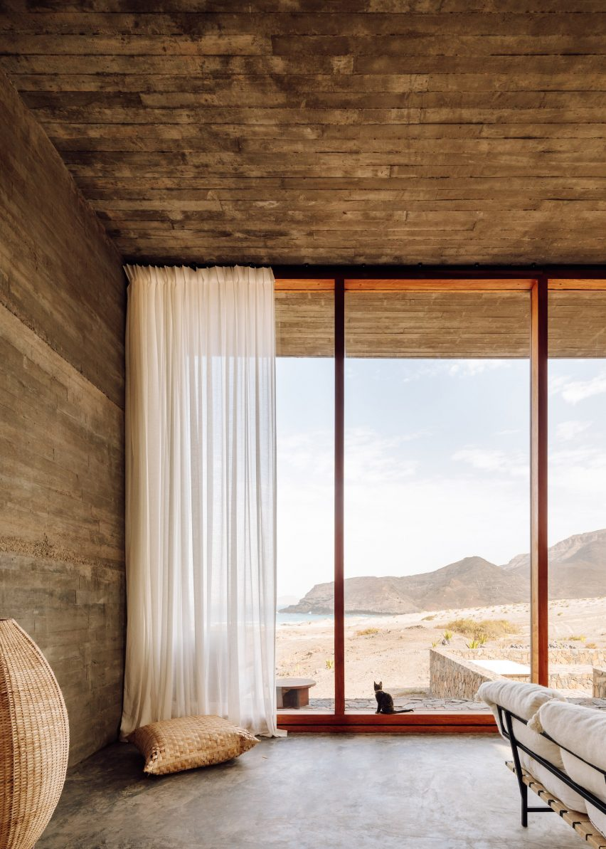 Barefoot Luxury hotel in Cape Verde by Polo Architects and Going East