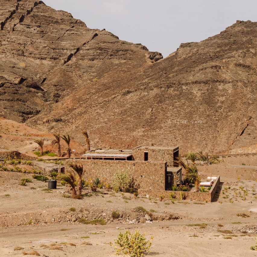 Barefoot Luxury holiday villas hide among Cape Verde's mountains